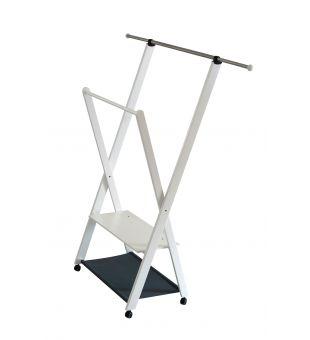 Folding coat rack 258