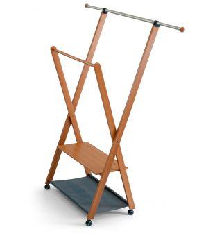 Folding coat rack 8486
